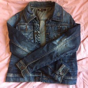 Kut from the Kloth Denim Jacket